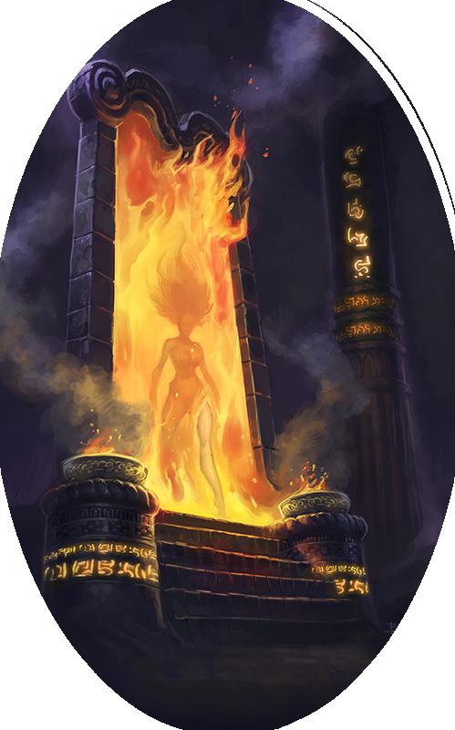 Ascension of Deichtine – Lusternia